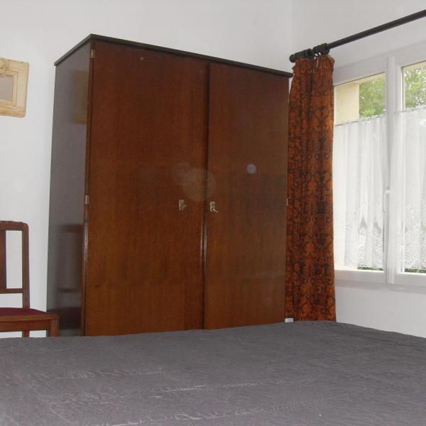 chambre marron 1