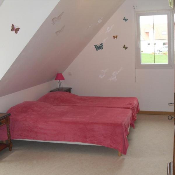 chambre papillon