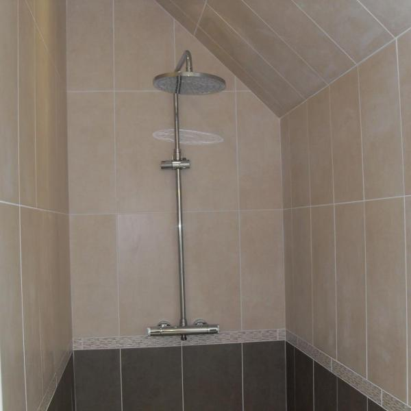 salle du bain du haut